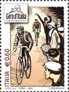"""100th Anniversary of the """"Giro d'Italia"""""""