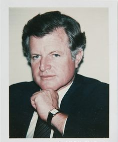 Edward Kennedy - Andy Warhol's Polaroid Portraits