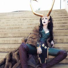 loki Lady Loki tutorial tag