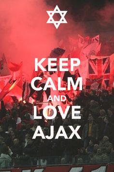 Ajax Keep Calm Carry On, Keep Calm And Love, Football Cards, Football Players, Tottenham Hotspur Wallpaper, Amsterdam Wallpaper, Afc Ajax, Holland Netherlands, Everton Fc