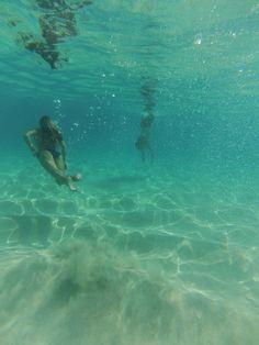 #UndertheSea #Paradise, #WarmCrystalClearWater, #SintMaarten, #Caribbean, #IslandLife #River~