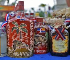 The traditional alcoholic drink of the Dominican Republic | 7 Reasons Why You Should Visit Punta Cana