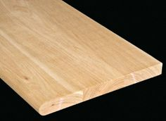 Unfinished White Oak Tread | White Oak