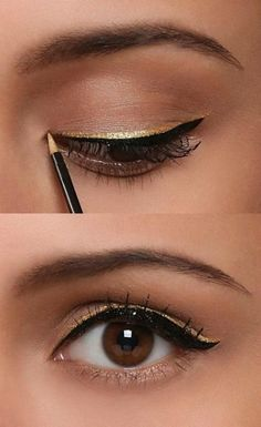gold and black PEREFCT