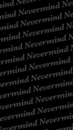 Nevermind | BTS | bts | wallpaper