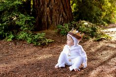 Where the wild things are themed cake smash photo shoot