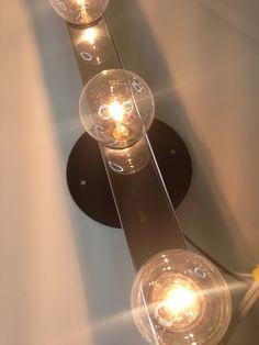 Ikea Musik Wall Lamps to Plug In Lamp #IkeaHack