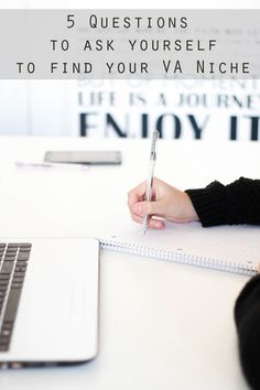 Looking for a niche as a virtual assistant? Here are 5 questions to ask yourself.