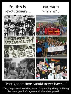 funny baby boomer complaints comebacks millennials 38 700 Millennials respond to baby boomers complaining about this generation Photos) Freedom Love, Intersectional Feminism, Pro Choice, Equal Rights, Faith In Humanity, Social Issues, Social Justice, Thought Provoking, In This World