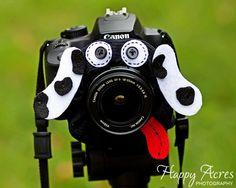 Kid friendly photo camera