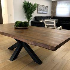 Tavolo in legno massello XLAB Design - Wood Table Made in Italy - Tavolo da pran. Solid wood table XLAB Design - Wood Table Made in Italy - Dining t