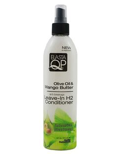 Elasta QP  olive oil & mango butter leave in h2 conditioner. (moisture)