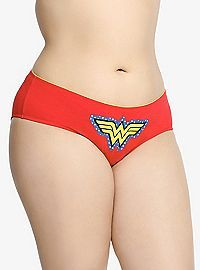 TORRID.COM - Wonder Woman Cotton Hipster Panty