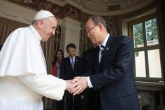 Pope Francis to Explore Climate's Effect on World's Poor (2015-06-13) - NYTimes.com