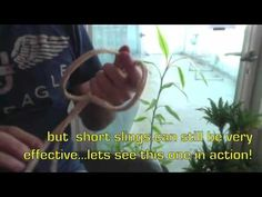 Balearic sling for indoor practice - YouTube