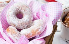 17 receitas de donuts que vão te deixar com muita água na boca