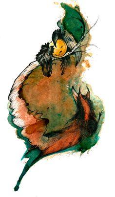 The Raven and the Fox O Ka Fee by RubisFirenos on DeviantArt