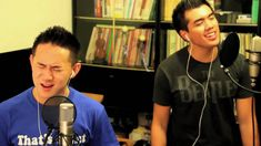 "Joseph Vincent with his friend, Jason Chen, singing ""Just a Dream."" This Youtube video has 3 purpose 1) To show the link for their Youtube account 2) To have a link for the Itunes download 3) to show what is the next video you can watch.  #Mrk634 #josephvincentyoutube #project"