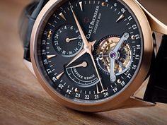 Gorgeous masterpiece by Carl F. Bucherer #luxury #watchmaking
