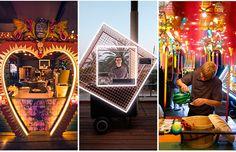 Música, comida e arte se encontram no Heart, hotspot que acaba de abrir as portas em Ibiza. O lugar foi criado pelos chefs Albert e Ferran Adrià e Guy Laliberté, o fundador do Cirque du Soleil, e está localizado no porto ao lado do Gran Hotel Ibiza.