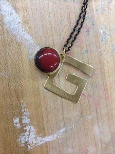 Namican symbol necklace made by KuruKinaar  #Randy #cunningham #9th #grade #ninja #jewelry Randy Cunningham, Ninja, Cartoons, Geek Stuff, Pendant Necklace, Caricatures, Geek Things, Cartoon, Cartoon Movies