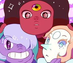 rose quartz steven universe - Google Search