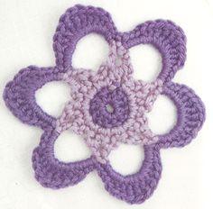 Les Fleurs au Crochet #38