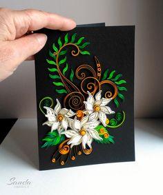 card quilling : 11,2cm / 16,2cm