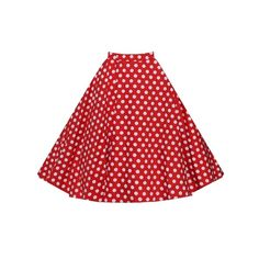 Polka Dot Vintage Exquisite Midi-skirts ❤ liked on Polyvore featuring skirts, red dot skirt, dot skirt, mid calf skirts, vintage polka dot skirt and vintage midi skirt
