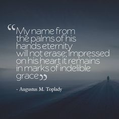"""Augustus Montague Toplady (1740 –1778) was an Anglican cleric and hymn writer. He is best remembered as the author of the hymn """"Rock of Ages"""". Toplady initially followed Wesley in supporting Arminianism. In 1758, however, the 18-year-old Toplady read Thomas Manton's seventeenth-century sermon on John 17 and Jerome Zanchius's Confession of the Christian Religion (1562). These works convinced Toplady that Calvinism, not Arminianism, was correct."""