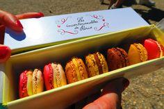 Pierre Hermé macarons in Saint Germain - Paris