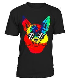 tee Corgi Christmas Tree Lover Dog Awesome Women Sweatshirt