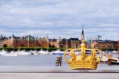 Stockholm, the capital city of Scandinavia