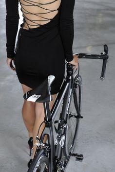 classy in that little black dress #girlfriend