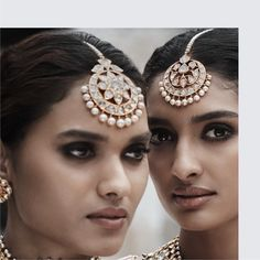 Timeless heritage jewellery inspired by the jewels of Indian Royalty. Tika Jewelry, Headpiece Jewelry, Wedding Jewelry, Indian Head Jewelry, Silver Jewellery Indian, Wedding Jewellery Designs, Jewelry Design, Stylish Jewelry, Simple Jewelry