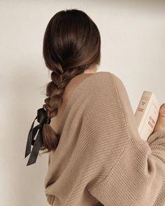 Hair Inspo, Hair Inspiration, New Hair, Your Hair, Look 2018, Aesthetic Hair, Brunette Aesthetic, Good Hair Day, Jolie Photo