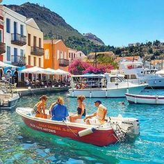 Travel to the awesome island of #kastellorizo, on #dodecanese!   By @inna_myz.