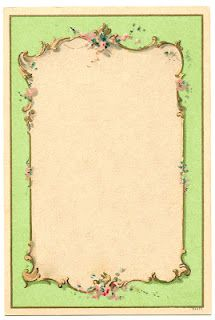 Matting for vintage photo :: *The Graphics Fairy LLC*: Victorian French Graphic - Romantic Couple - Ornate Frames Several great colors! Images Vintage, Vintage Diy, Vintage Labels, Vintage Frames, Vintage Ephemera, Vintage Cards, Vintage Paper, Vintage Prints, Graphics Fairy