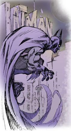 Illustrator & Comic Book Artist     JOHN McCREA - Comic Book Artist | Freelance Illustrator | UK | US | DC Comics | Marvel