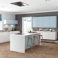 Weiss, Hochglanz Küche, Moderne Küchen, Weiß Küchen, Küche Designs, Küche  Ideen, Schlafzimmer Designs, Design Blogs, Möbeldesign
