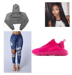 """""""Untitled #189"""" by aniyshprincess on Polyvore featuring NIKE"""