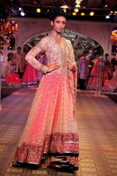 Manish Malhotra - PCJ Delhi Couture Week 2012