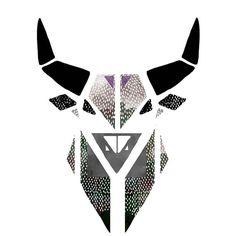 taurus zodiac artwork on Instagram