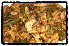 Hunan hot and spicy chairman chicken Spicy Chicken Recipes, Cashew Chicken, Chicken Stir Fry, Marinated Chicken, Asian Recipes, Chinese Recipes, Gourmet Recipes, Great Recipes, Chinese Chicken Wings