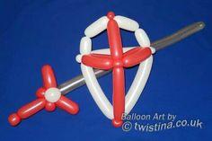 Twistina Balloons
