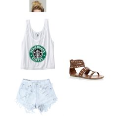 """Lazy Day Outfit"" by ansleyem7 on Polyvore"