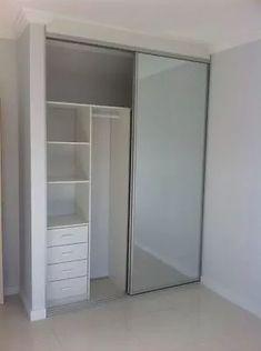 42 Trendy bedroom closet design built in wardrobe sliding doors Wardrobe Door Designs, Wardrobe Doors, Bedroom Wardrobe, Wardrobe Closet, Built In Wardrobe, Closet Designs, Wardrobe Ideas, Wardrobe With Mirror, Closet Built Ins