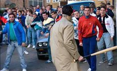 Just a day out down Millwall