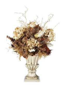 This is an animal print arrangement,it can be used for x-mas and year around,it's really elegant & stunning!