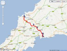 Did you know the most ancient walk in Cornwall is the 'Saints Way'? Discover the route here!